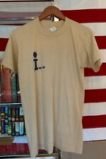 Vintage 70s I.Am Impossible To Live With. Sneaker 50/50% Cotton/ Poly T Shirt.