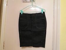 denim skirt / Guess / bnwot / size 26