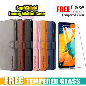 For Samsung Galaxy A11 A51 A70 A20 A30 A71 5G A50 Leather Wallet Flip Case Cover