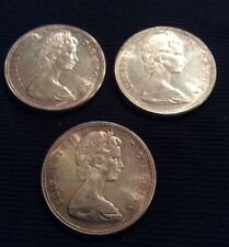 3-1867-1967 Canada Flying Goose Silver coins