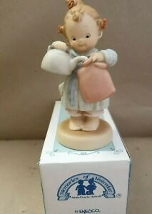 """Mabel Lucie Attwell, memories of yesterday 1993 """"Comforting thoughts""""  New"""