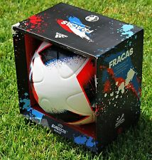 Pallone Adidas FRACAS NUOVO UEFA EUROPEI match FRANCE - ICELAND limited edition