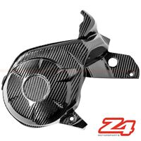 2012-2016 CBR1000rr Carbon Fiber Left Side Crank Stator Case Cover Fairing Cowl