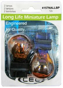 Turn Signal Light  CEC Industries  4157NALLBP