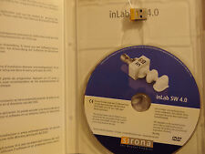 Sirona CEREC inlab Software v4.0  Dongle Softguard Drive in lab