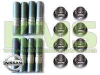 Exhaust Manifold Stud Kit - Nissan 180SX RPS13 & Silvia S13 - SR20DET
