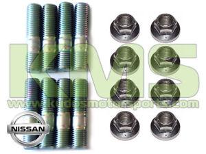 Exhaust Manifold Stud Kit - Nissan 200SX S14 & S15 - SR20DET