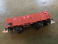 BERLINER BAHN 4 Wheel Open Goods Wagon.
