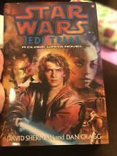 Star Wars: Jedi Trial by David Sherman and Dan Cragg (2004, Hardcover)