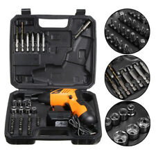 45 in 1 Wireless Cordless Electric Screwdriver Drill Rechargeable Power Tool
