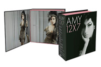"""Amy 12x7"""" Vinyl Boxset The Singles Collection Amy Winehouse New Sealed"""