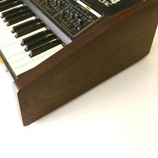 Roland Jupiter 4 JP-4 Solid Walnut Replacement Wood Sides