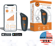 KETONE BREATH METER AND APP SYSTEM KETO MONITOR FOR WEIGHT LOSS AID