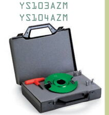 YUKON STARK Halbstabfräser-Set, 3 Radien R=8/9/10mm, NEU !