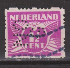 R35 Roltanding 35 gestemp PERFIN NOG NVPH Netherlands Nederland syncopated used
