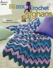Big Book of Crochet Afghans - 26 Patterns - Annie's Crochet