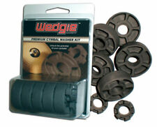 Wedgie Premium Cymbal Washer Kit for Drums   Rubber   7 Piece Kit