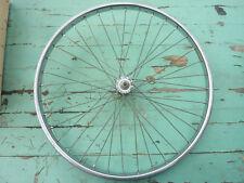 "RARE Saminox Samir 500A  ROUE velo wheels peugeot pneu 500x28 jante 500x21 20"""