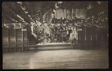 ATWATER MN Minnesota c1911 RP Dance Hall - Celebration
