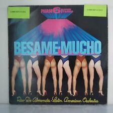 """Rico De Almenda - Latin American Orchestra – Besame-Mucho (Vinyl 12"""", Maxi 33T)"""