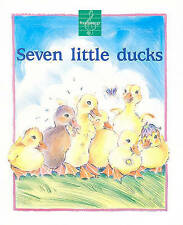 Rigby PM Collections Read-a-longs: Leveled Reader Seven Little Ducks-ExLibrary