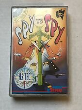 ZX Spectrum SPY VS SPY Beyond Computer Game - COMPLETE