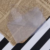 Credit Card Magnifier Pocket Credit Card Fresnel Transparent Magnifying Glass HO