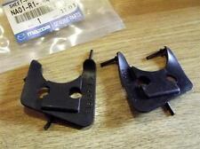 Hardtop rear deck lock rubber sheet set, genuine Mazda MX-5 mk1, mk2 MX5, new