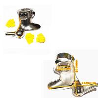 28mm Cast Steel Mount Demount Head Tire Changer Duck Head Pads for Motorcycle