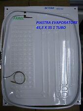 EVAPORATORE PIASTRA FRIGO 455X350MM UNIVERSALE 1 TUBO