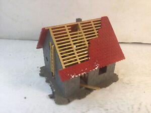 HO Scale Kibri? Faller?  Building Under Construction - No Reserve!