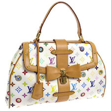 LOUIS VUITTON SAC RETRO GM HAND BAG EYE LOVE MONOGRAM MULTI M92053 AK36823f