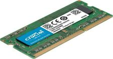 4GB Crucial DDR3 SO DIMM 1600MHz PC3 12800 CL11 Memory Module - for Apple iMac
