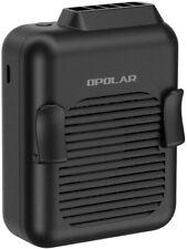 OPOLAR Personal Portable Waist Clip Fan,Rechargeable Necklace Fan,Powerful, 23 H