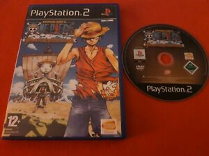 One piece Grand Adventure PS2 sony PLAYSTATION 2 Boxed Pal FR