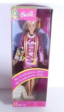NIB BARBIE DOLL 2004 GRADUTATION INTERNATIONAL CUST WE COMBINE SHIP