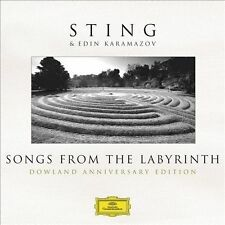 Sting, Edin Karamazov: Songs from the Labyrinth: Dowland Anniversary Edition Del