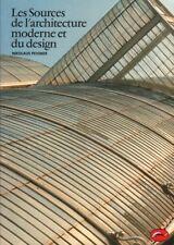 LES SOURCES DE L'ARCHITECTURE MODERNE ET DU DESIGN PAR NIKOLAUS PEVSNER THAMES