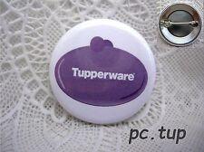 "Gadget miniature Tupperware : Épingle / Badge  ""Ma boîte à rêves"" PORTE MONNAIE"