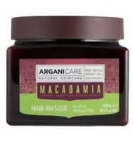 Arganicare Macadamia Hair Mask With Organics Oils For Dry & Damaged Hair 500ml