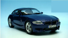 1:18 Kyosho BMW Z4M E85 Coupe Die Cast Model RARE