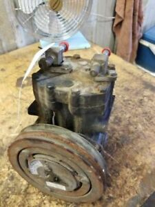 1966 PLYMOUTH FURY A/C COMPRESSOR DEALER INSTALLED AC 193780