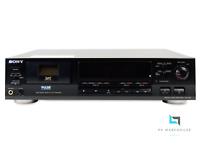 SONY DTC-690 DAT Recorder Digital Audio Tape Player Rekorder Deck Schwarz SOFB ⭐