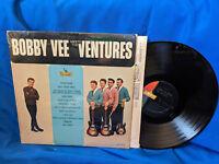 Bobby Vee LP Bobby Vee Meets The Ventures Liberty 3289