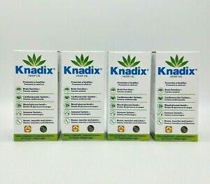 4 KNADIX DIETARY SUPPLEMENT 30 CAPS / KNADIX SUPLEMENTO DIETETICO 30 CA