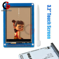 """3.2"""" inch TFT LCD Module 320x240 Touch Screen MegaShield V2.2 Expansion Board"""