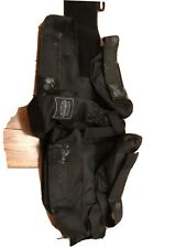 paintball pod harness with pods and Gloves