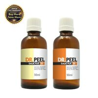 Dr. Peel Salicylic Acid Peel 20% & 30% Peel/Acne Scars, Blackheads,Redness 50ml