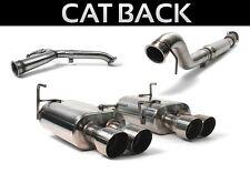 Perrin Performance Cat-Back Resonated Exhaust Kit For 2011-2015 Subaru WRX/STI*