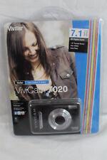 Vivitar ViviCam 7020 7.1 Mega Pixels Digital Camera - Black